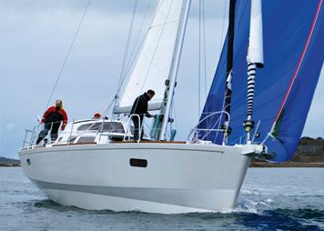 Boréal 52: the high comfort cruising yacht   Boreal Yachts